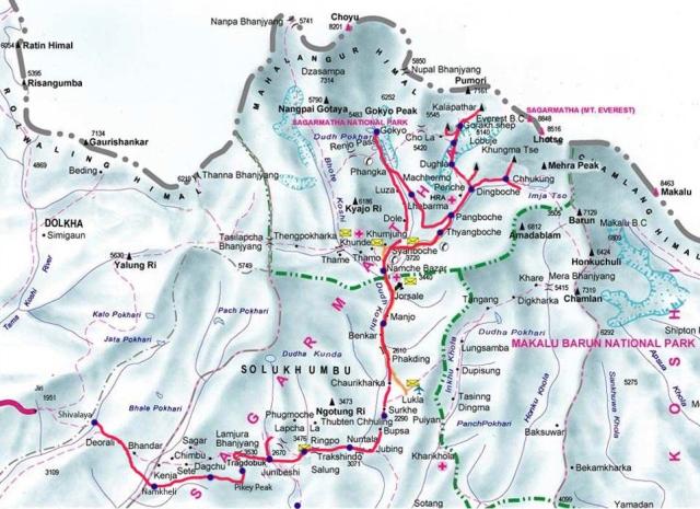 tyangboche-trekking2 2 carte complété